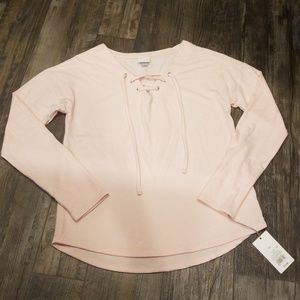 🍁 NWT A NEW DAY brand light pink top